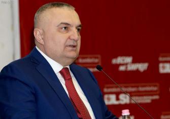 Ilir Meta kryetar i Kuvendit të Shqipërisë
