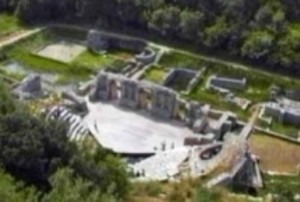 Butrinti-teatri
