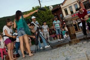 "Shkolla rajonale e filmit dokumentar ""ACTive"": Tregim i storieve me imazhe"