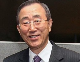 Ban Ki Moon shpreh shqetësimin për të pagjeturit