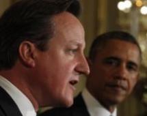 Siri, Cameron-Obama kërcënojnë për reagim serioz