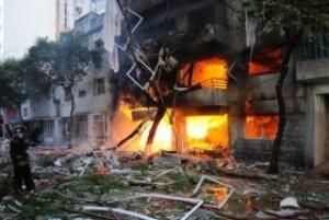 Shpërthim gazi në Argjentinë, 8 të vdekur