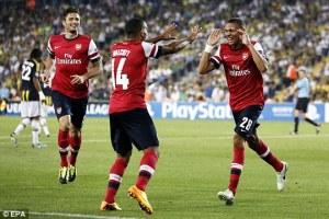 """Arsenali, """"pasha"""" në Stamboll"""