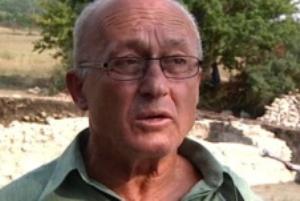 MasarValla-arkeolog