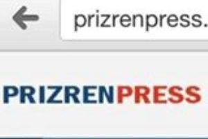 Raporto në PrizrenPress
