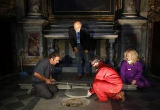 Italia hap varrin antik në kërkim të Mona Lizës