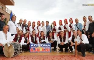 """AKV """"Gjilani"""" u kthye nga Bullgaria, pati katër paraqitje të suksesshme"""
