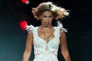 Beyonce provokon në skenë