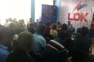 LDK: Kryeziu do ta fitojë Prizrenin, në raundin e parë