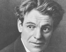 Tri incizime 100-vjeçare me zërin e Aleksandër Moisiut
