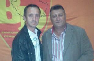 SDA-ja mbështet Zafirin për kryetar të Prizrenit