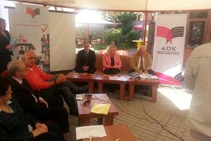 Tahiri premton hyrjen e Prizrenit  në UNESCO