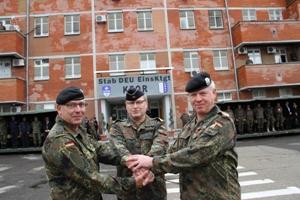Ndërrim komande tek Kontingjenti gjerman i KFOR-it në Prizren