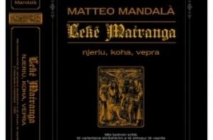 """Promovohet """"Lekë Matranga"""" nga autori arbëresh, Matteo Mandalà"""