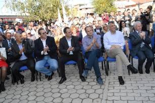 Thaçi në Vërri: Dilni sa më shumë në zgjedhje