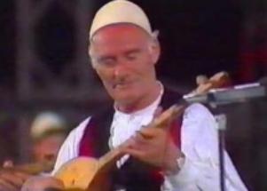Ndue Shyti, paganini i çiftelisë shqiptare