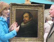 Gjendet  në treg kryevepra e humbur e Van Dyck