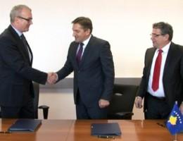 2.5 milion euro për Ujësjellësin e Hidroregjionit të Prizrenit