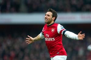 Cazorla largohet nga Arsenali