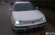 VW Golf 4 dizel -02-ndrrim i mundshem