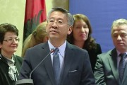 Ambasadori amerikan në Tiranë, Lu: Disa kandidatë për kryetarë bashkish me të shkuar kriminale