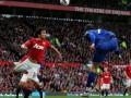 Evertoni shkatërron Unitedin