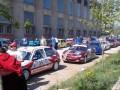 Garë automobilistike në Ferizaj