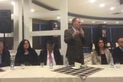 Limaj kërkon në Therandë përkrahje për protestë