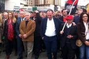 Fatmir Limaj: Protesta ishte masive