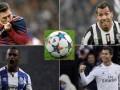 Katër favoritët e Ligës së Kampionëve