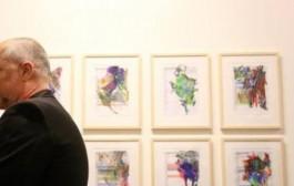Edi Rama si piktor në Berlin, hap ekspozitën