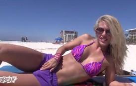 Të gjithë pas femrës së nxehtë…por ajo kishte k*** (Video)