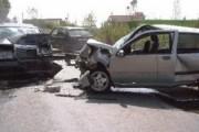 Aksident në Gjonaj të Prizrenit, 6 të lënduar