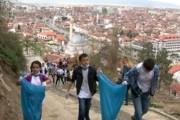 Pastrohet nga mbeturinat Kalaja e Prizrenit