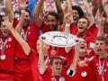 Bayerni feston titullin e 25-të