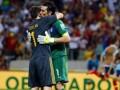 Casillas: Buffon është 'babë' për mua