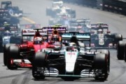 Rosberg fiton në Monako, Vettel i dyti e Hamilton i treti