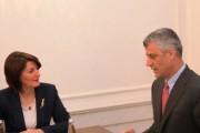Thaçi përgënjeshtron Jahjagën: Nuk biseduam për Gjykatën Speciale
