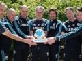 Mourinho shpallet trajneri i vitit në Premierligë