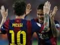 Messi e këshillon Neymar cilin klub të zgjedh