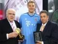 """Neuer nderohet me çmimin """"Sportisti i Vitit"""""""