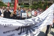 Protestuesit kërkojnë t'u njihet statusi edhe të vrarëve para luftës