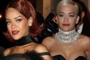 Plas sherri! Rihanna ndaloi Rita Orën që të vinte në festën e saj