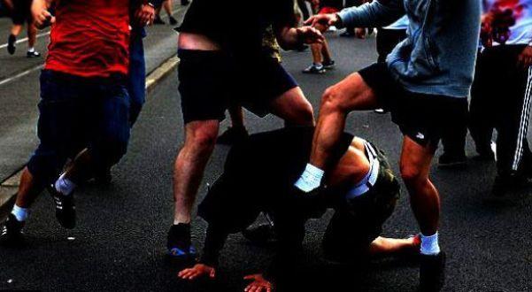 Rrahje masive në Malishevë, dy të lënduar