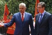 SHBA përshëndet vizitën e Vuçiqit në Shqipëri