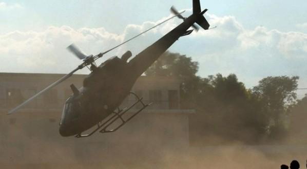 Rrëzohet një helikopter ushtarak në Irak, disa të vdekur