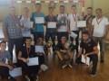 Gjimnazistët e Suharekës, të parët në Kosovë për Volejboll