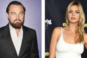 DiCaprio kapet mat me një tjetër supermodele