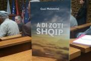 """U promovua libri """"A di Zoti shqip"""" i publicistit Gani Mehmetaj"""