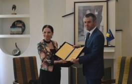 Çmimi Kombëtar për Vepër Jetësore iu nda aktores, Melihate Qena